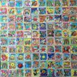 ヤフオク商品ウォッチシリーズ 商品落札編 連射太郎 【ガムラツイスト】☆★シール100枚セット★☆ 落札!