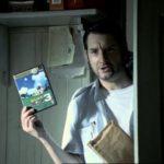 VHS整理シリーズ PS2 CM名作選 みんなのGOLF3 「僕とパパのサン・キュッ・パ」編
