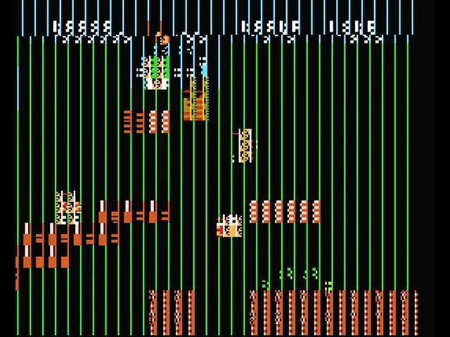 誰得、誰見えの混沌プレイ動画 スーパーマリオ実機バグプレイ