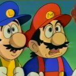 VHS整理シリーズ VHSテープ整理シリーズ スーパーマリオアニメ ピーチ姫救出大作戦