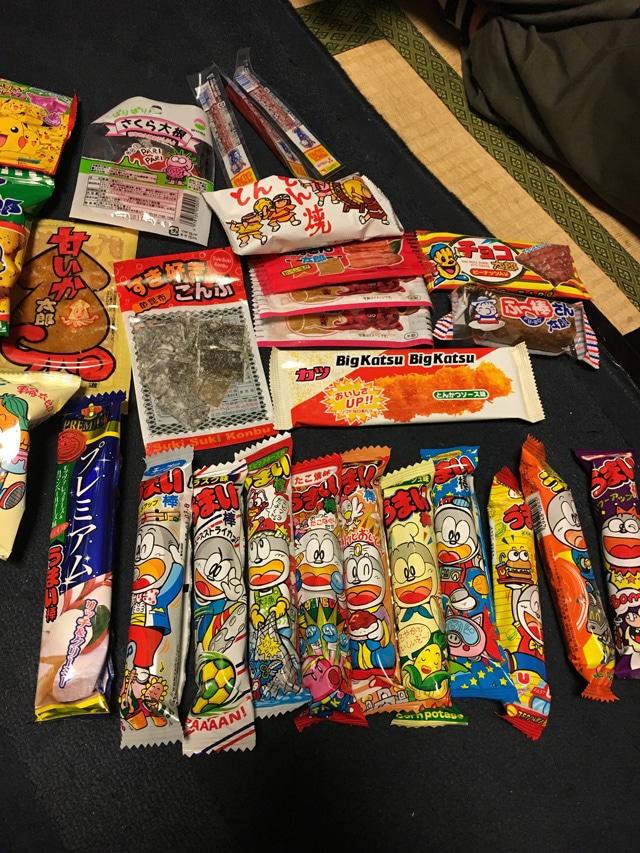 昭和リバイバル企画 駄菓子まとめ食い小パーティー ラジオ実況