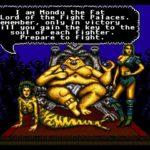 ゴアで飛びゲーでフリーズ最強な格闘ゲーム「Fatman(ファットマン)」(メガドライブ)を実況プレイ
