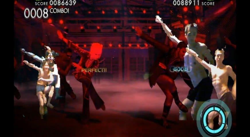 年始特別企画 漢(おとこ)二人の体感実況 XBOX360 KINECT 「ダンスエボリューション」を半裸プレイ