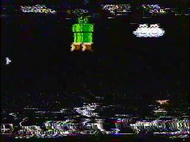 VHSテープ整理シリーズ 89年頃にプレイされたゲームプレイ映像