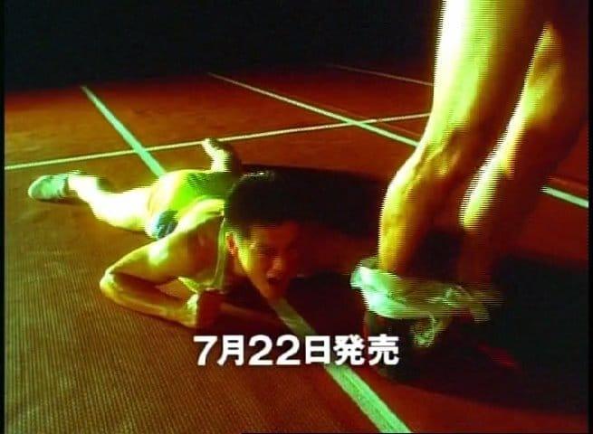 VHSテープ整理シリーズ プレステCM名作選 激走トマランナー
